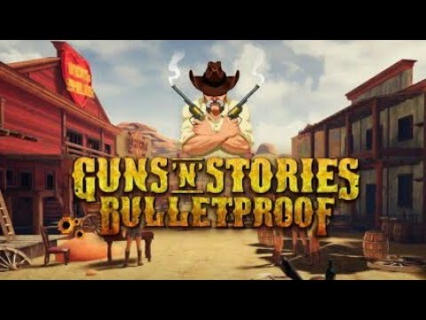 Guns'N'Stories Bulletproof VR|First Reaction|(No Commentary) thumbnail