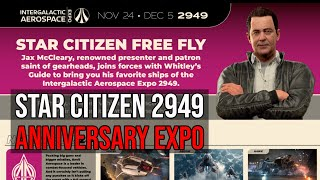 Star Citizen Anniversary Expo Schedule, New Ships & What to Expect