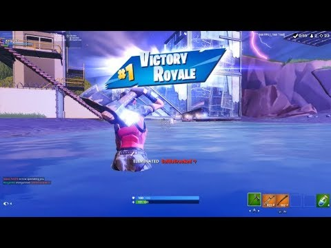 High Kill Solo Duo Game Full Gameplay Season X (Fortnite Ps4 Controller)