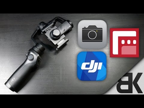 What is The Best App For The DJI Osmo Mobile?