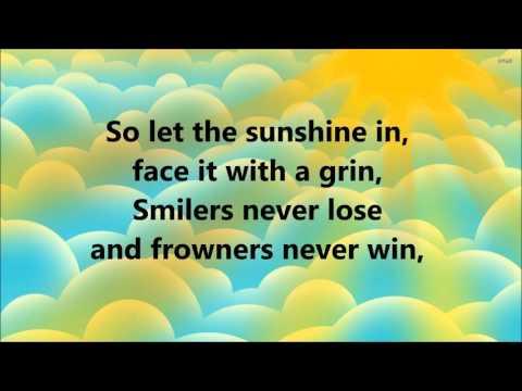 Let The Sunshine In / Karaoke Kids