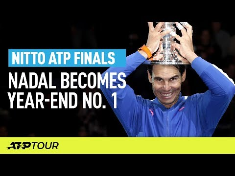 Rafa Nadal: It's Been Tough & Emotional | Year-End No. 1 | Nitto ATP Finals