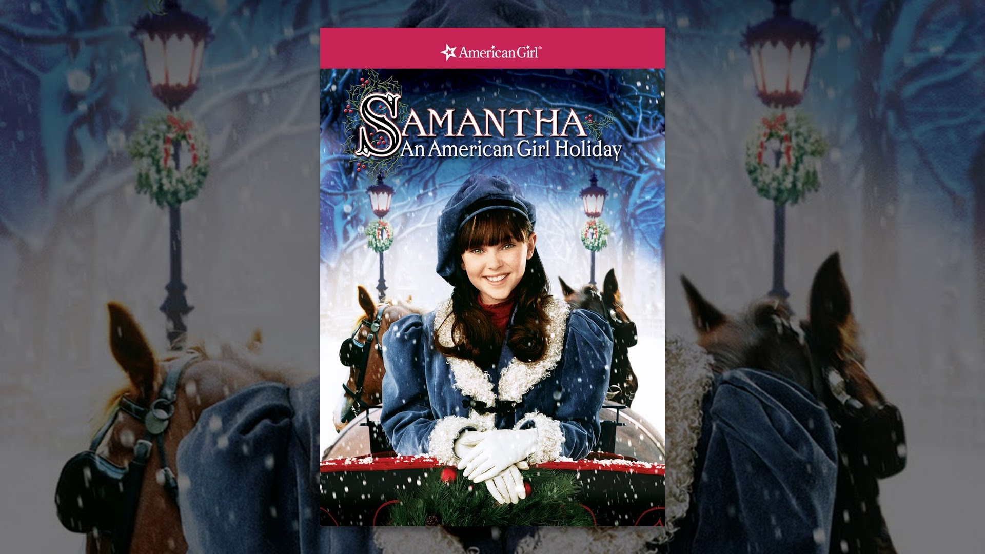 samantha an american girl holiday youtube