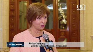 Florica Chereches, parlamentar - despre revista Alfa Omega TV