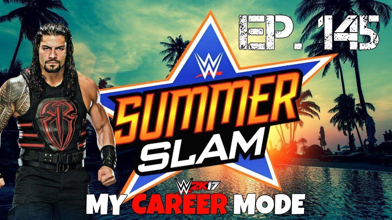 Download WWE 2K17 - My Career Mode - Ep. 145 - THE ROMAN EMPIRE FALLS!