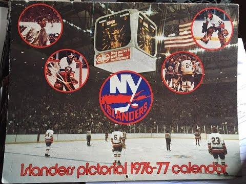 Radio Broadcast: Islanders 10, Rangers 2,   April 3 1976