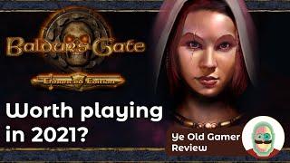Baldur's Gate review: Is Baldur's Gate Enhanced Edition an RPG that's worth playing in 2021? screenshot 2