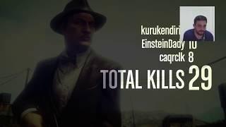 ORTALIK ALEV ALEV | GTA 5 ONLINE (PS4) MULTİPLAYER w/Çağrı,Barış BÖLÜM 35