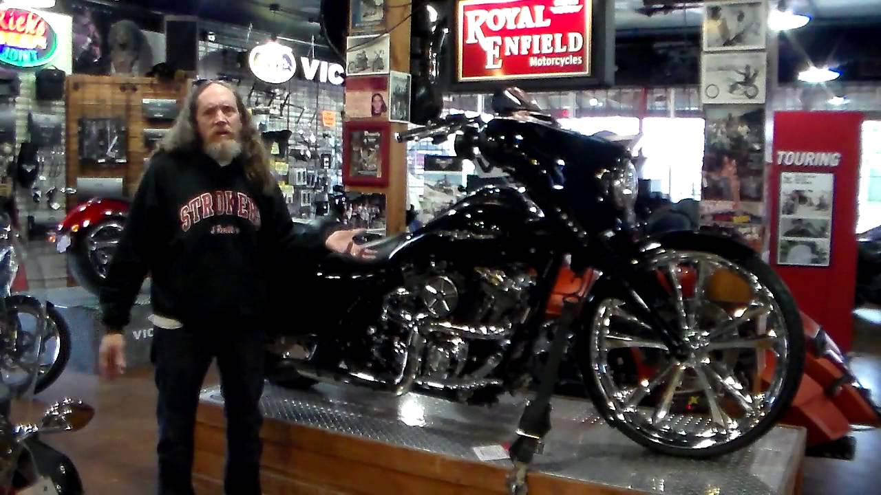 Watch For Motorcycles >> Strokers Dallas - Rick Fairless Custom Parts and