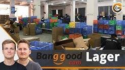 Banggood Erfahrungen: Hinter den Kulissen eines China Warenlagers