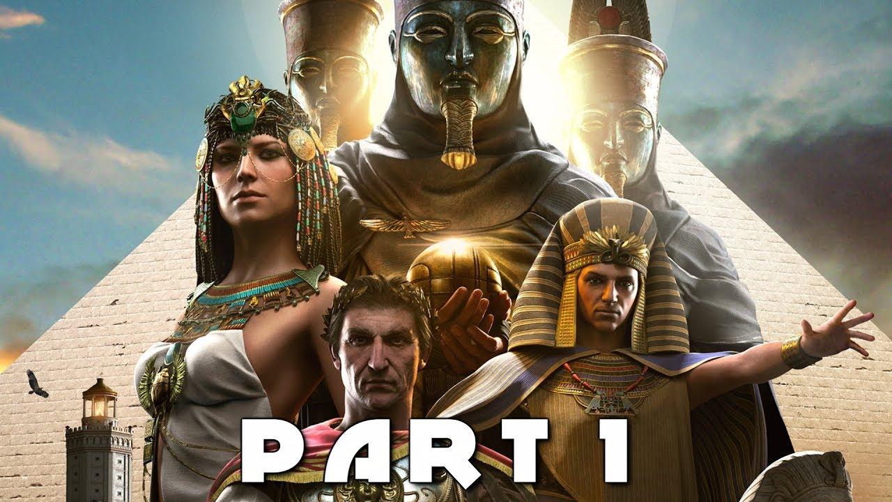 ac origins. assassin\u0027s creed origins new gameplay walkthrough part 1 - meketre (ac origins) ac origins r