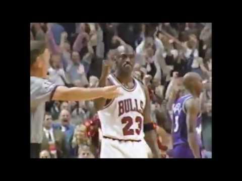 Michael Jordan Top 10 Plays