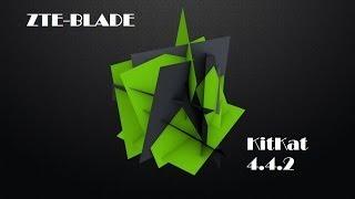 ZTE-BLADE KitKat 4.4.2 Rom Custom