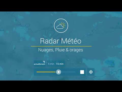carte des radars gratuit Météo & Radar – Applications sur Google Play