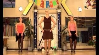 Сальса танец. Соло латина. Урок 6.