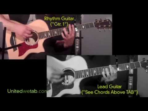 Beatles Michelle Guitar Cover Youtube
