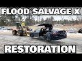 Restoring a Flood Salvage Tesla Model X Part 1