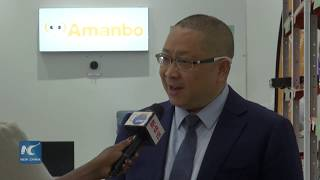 Chinese online platform Amanbo is becoming popular in Africa