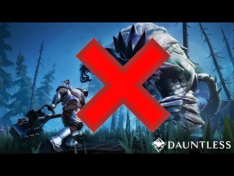 dauntless matchmaking issues