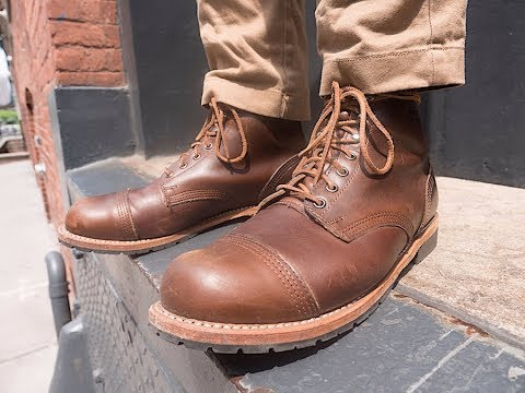 ac42abf3b45 Is Thorogood's 1892 Dodgeville Boot the New Iron Ranger? (REVIEW) by  Stridewise