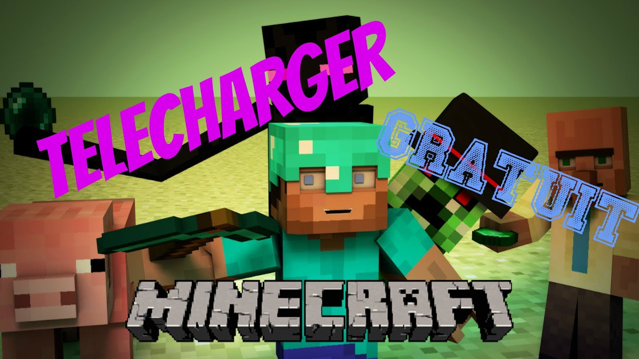 Tuto comment telecharger minecraft gratuitement 1 8 - Telecharger cars 1 gratuitement ...