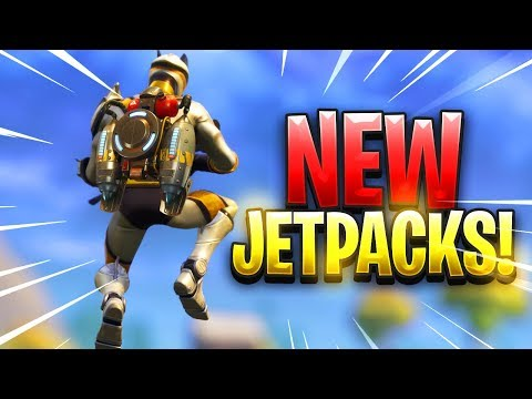 Finally.. JETPACKS