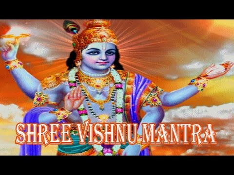 Shree Vishnu Mantra   Mantra For Success   Exclusive Mantra
