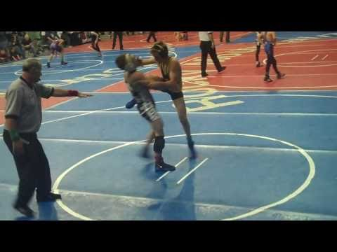 Crazy Wrestling Fight