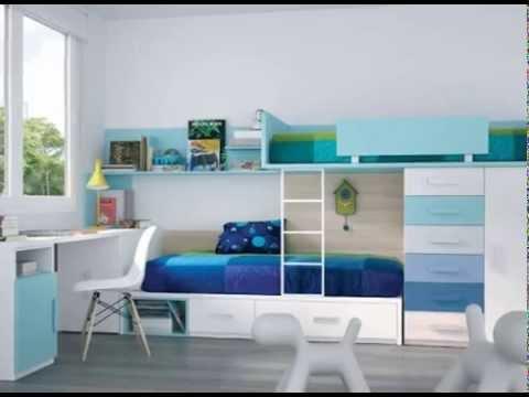 Dormitorios bonitos para ni os youtube - Fotos de cuartos de ninos ...