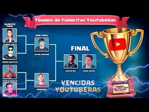 Torneo Mundial de Vencidas Youtuberas.