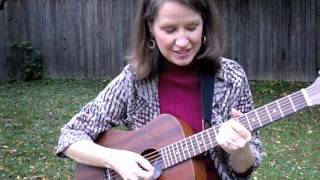 Guitar Notes Songwriting Tip from Mary Amato