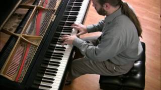 Clementi: Sonatina in G major, op. 36 no. 2 (complete) | Cory Hall, pianist-composer