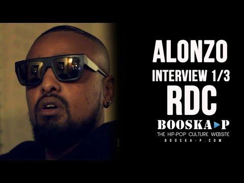 Alonzo :«Je fais de la Trap mais pas comme les autres...» [Interview 1/3]