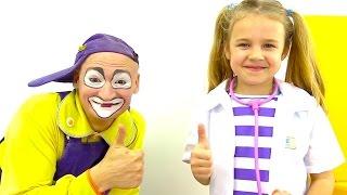 Mein Zahn tut weh! Video für Kinder.