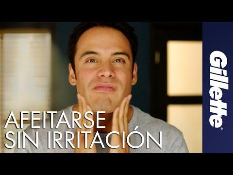 Cómo Afeitarse Sin Irritación | Gillette MACH3 Sensitive