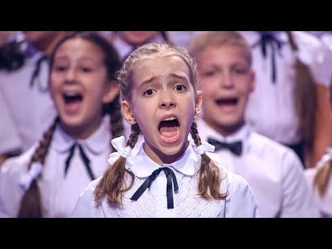 Голоса - Детский хор Светлакова | Слава Богу, ты пришел!