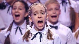Голоса - Детский хор Светлакова   Слава Богу, ты пришел!