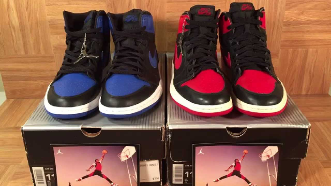 best sale presenting best deals on ShoeZeum Limited Edition Numbered Nike Air Jordan 1 Retros