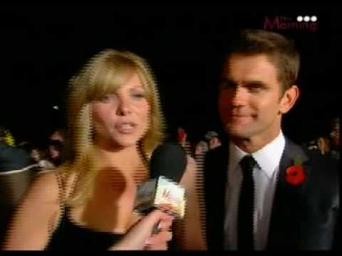 National Television Awards arrivals 2008