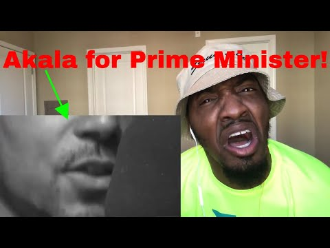Akala   Fire In The Booth part 1 Reaction