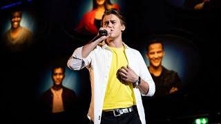 William Segerdahl: Love me again - John Newman - Idol Sverige (TV4)