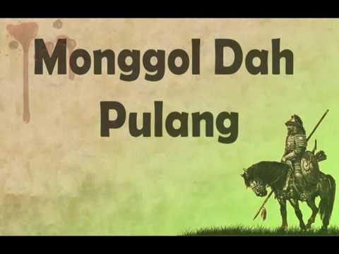 XPDC - Monggol Dah Pulang (lirik)