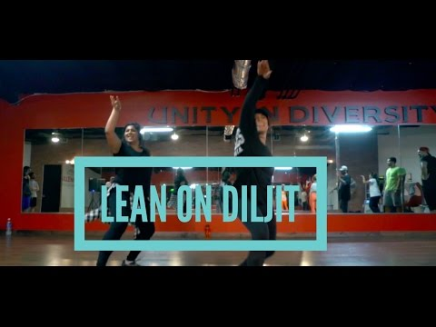 LEAN ON DILJIT- Bhangra Dance @desifrenzy feat. @diljitdosanjh