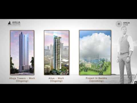 Ahuja Constructions – A walkthrough across the Journey of Excellence!