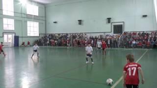 видео: ДЮСШ-6 - ВАРДАР. ВТОРОЙ ТАЙМ. 1-2
