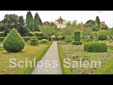 Bodensee // Kloster und Schloss Salem - Eindrucksvolles Zisterzienserkloster