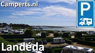 Camping des Abers, Landéda, Bretagne, Frankrijk (English subtitled)