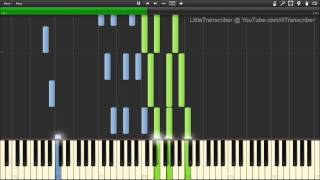 Pink - Just Give Me A Reason (Piano Cover) ft. Nate Ruess by LittleTranscriber