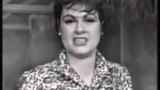 Patsy Cline — San Antonio Rose — Live