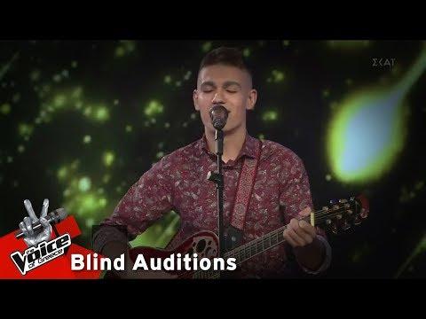 Αριστοτέλης Πολονύφης - Δεν έχω ιδέα | 12o Blind Audition | The Voice of Greece